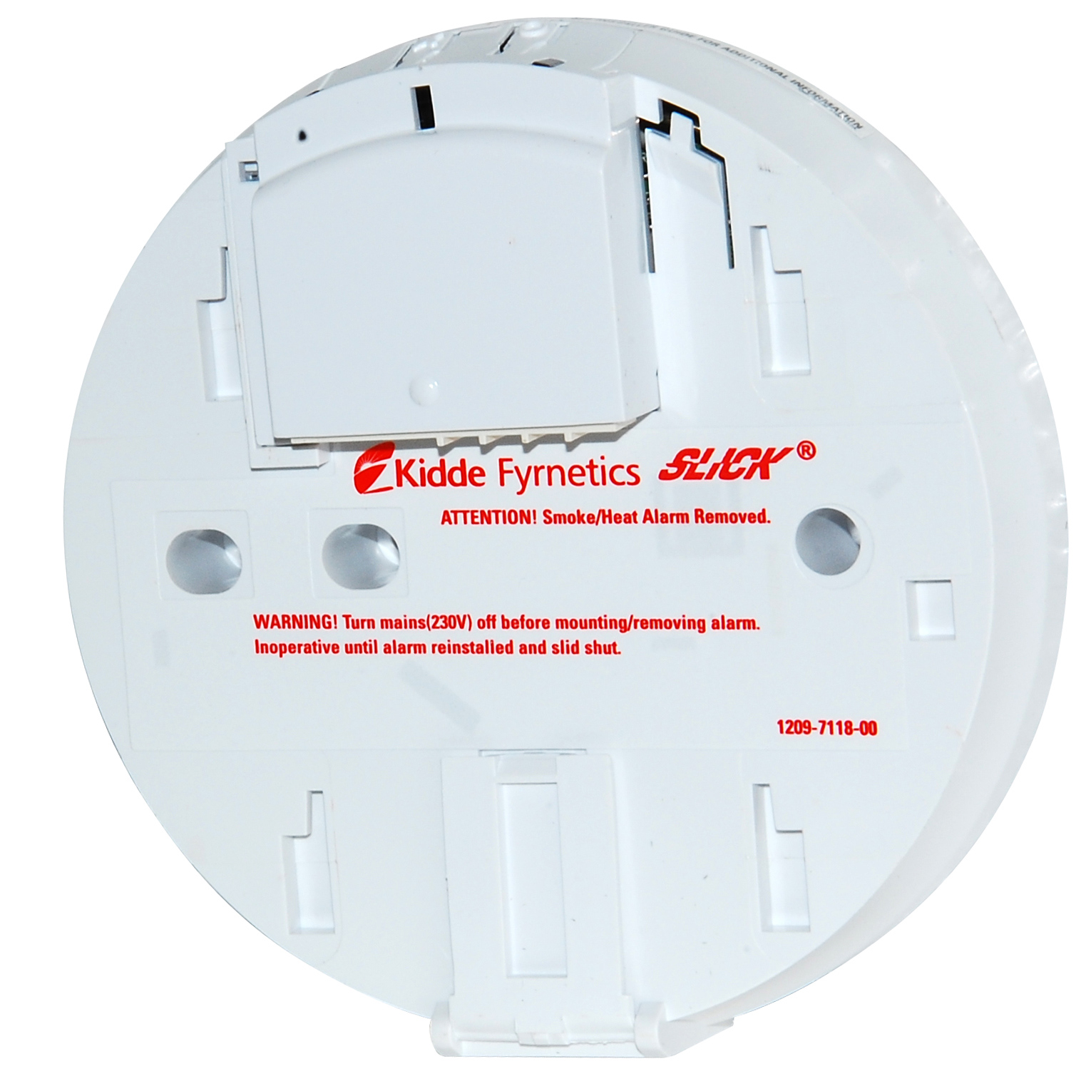 Buy Kidde RF SFTP Mains Alarm Trimplate